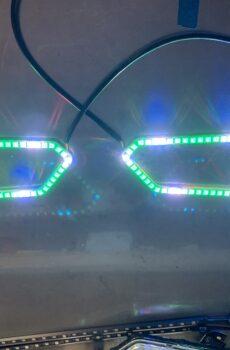 Led Headlight Halos